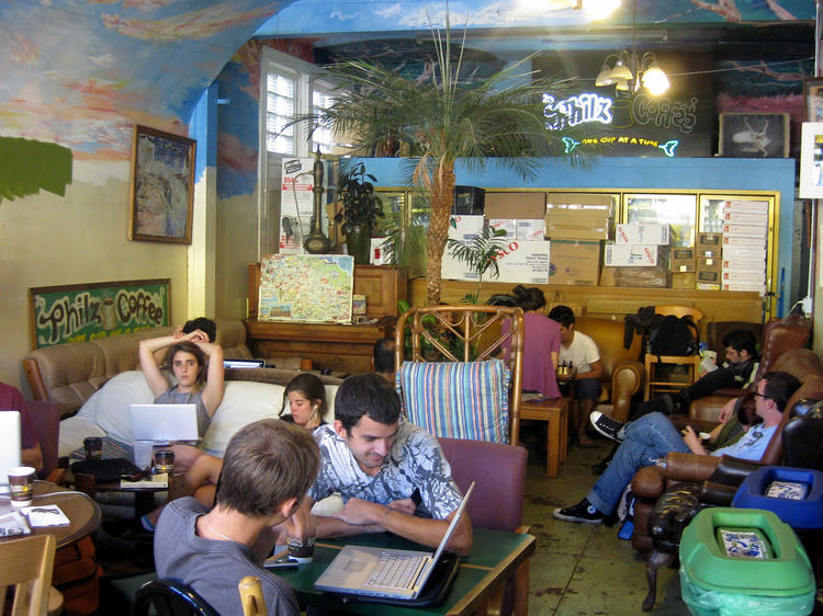 Philz Coffee, San Francisco