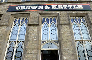 The Crown & Kettle, Manchester