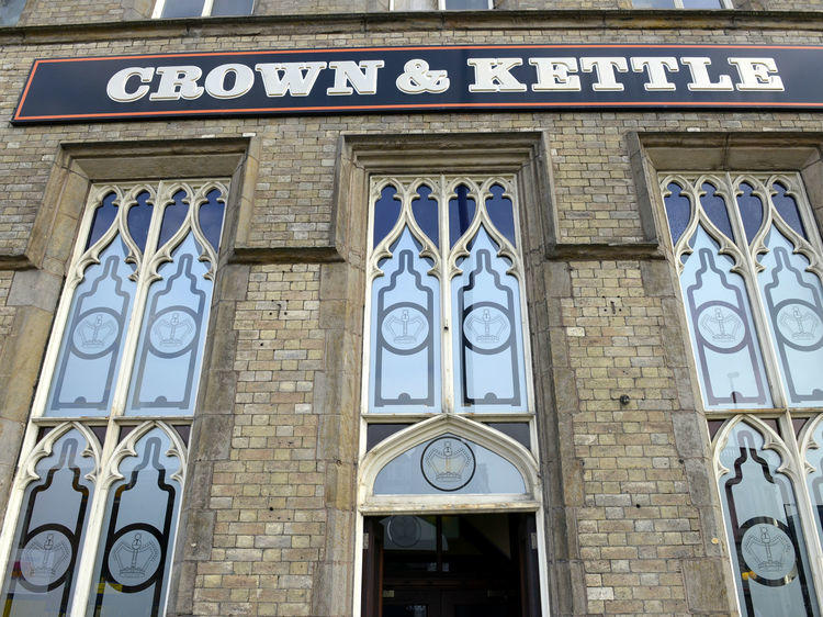 The Crown & Kettle
