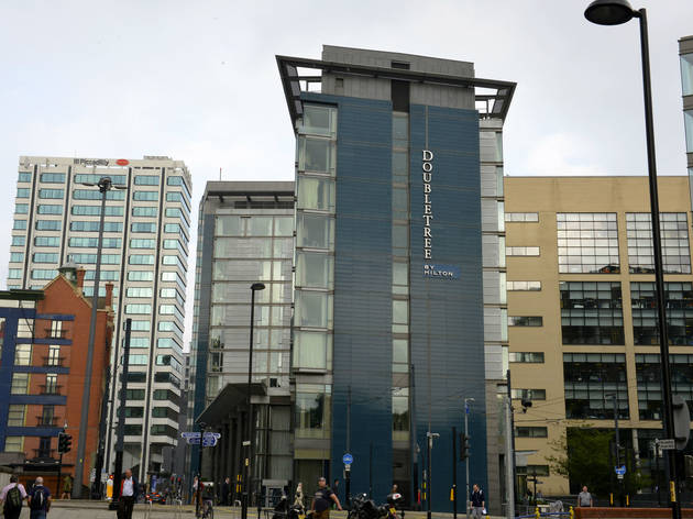 Doubletree by Hilton Manchester Piccadilly, Manchester