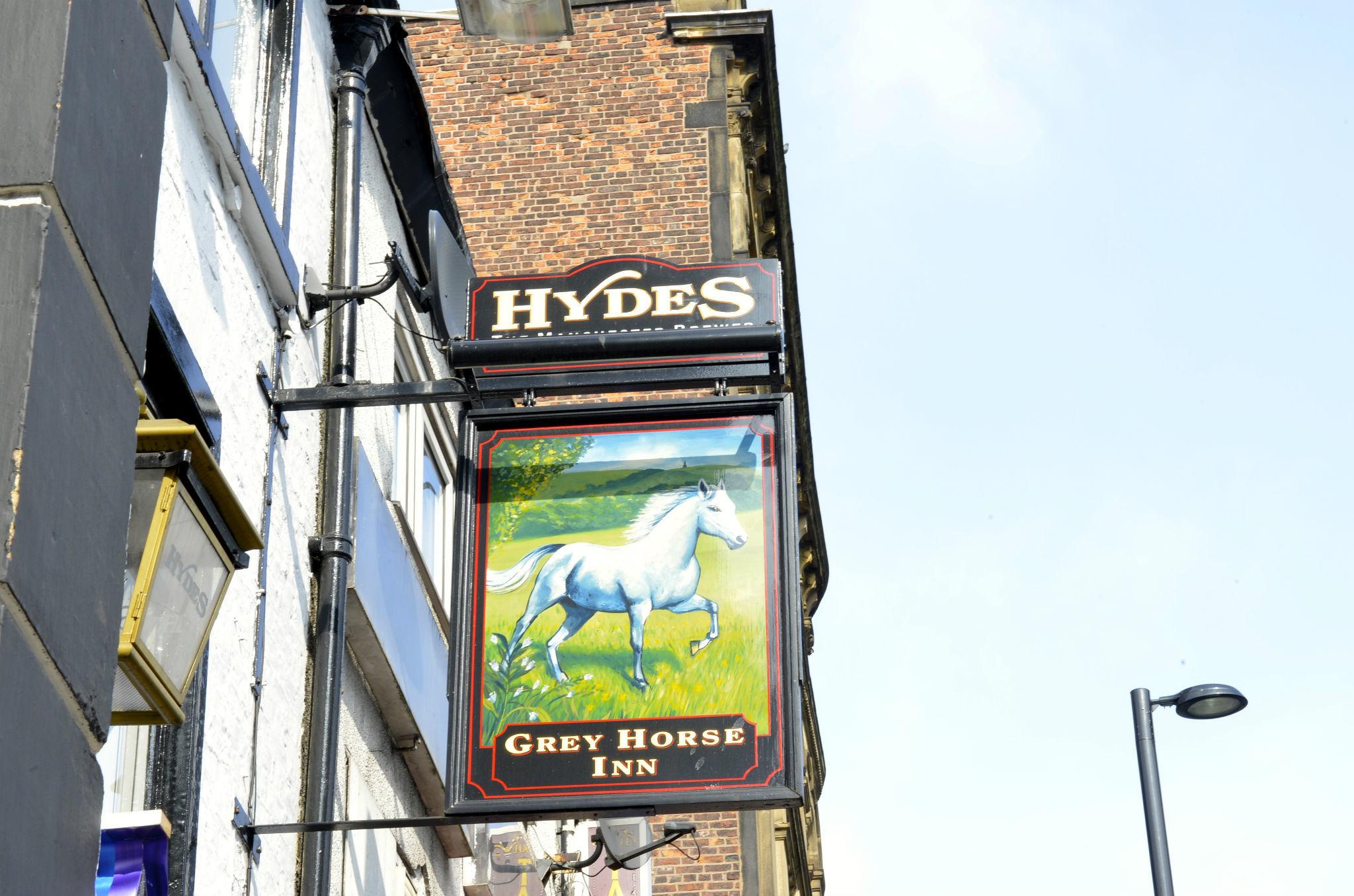 Grey Horse, Manchester