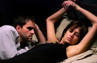'Tiresia' (de Bertrand Bonello, avec Laurent Lucas, Clara Choveaux et Thiago Telès (2003))