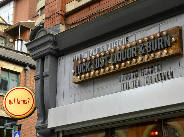 Northern Quarter restaurants