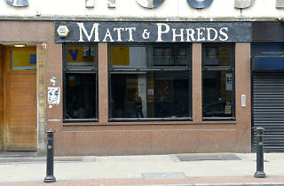 Matt & Phreds, Manchester