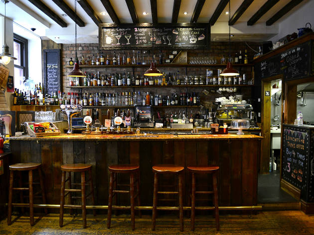 The Molly House, Manchester, Seating