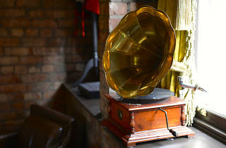 The Molly House, Manchester, Gramaphone