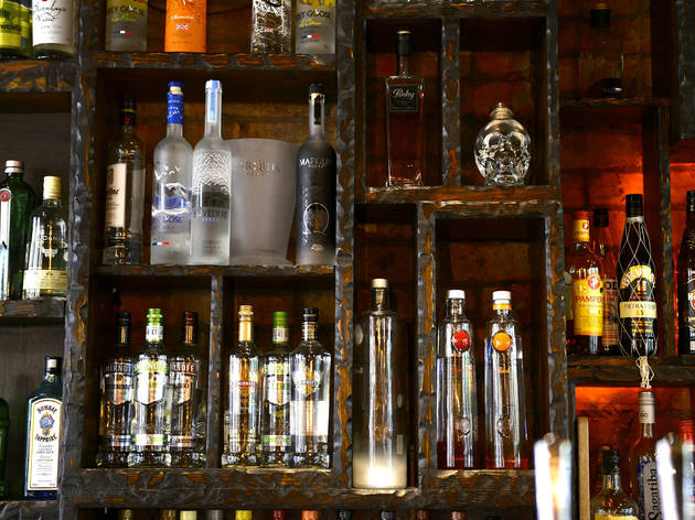 The Molly House, Manchester, Spirits