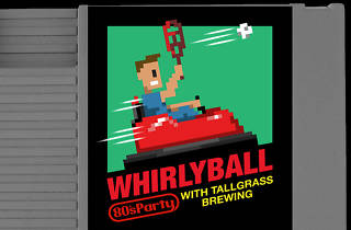 WhirlyBall '80s Party