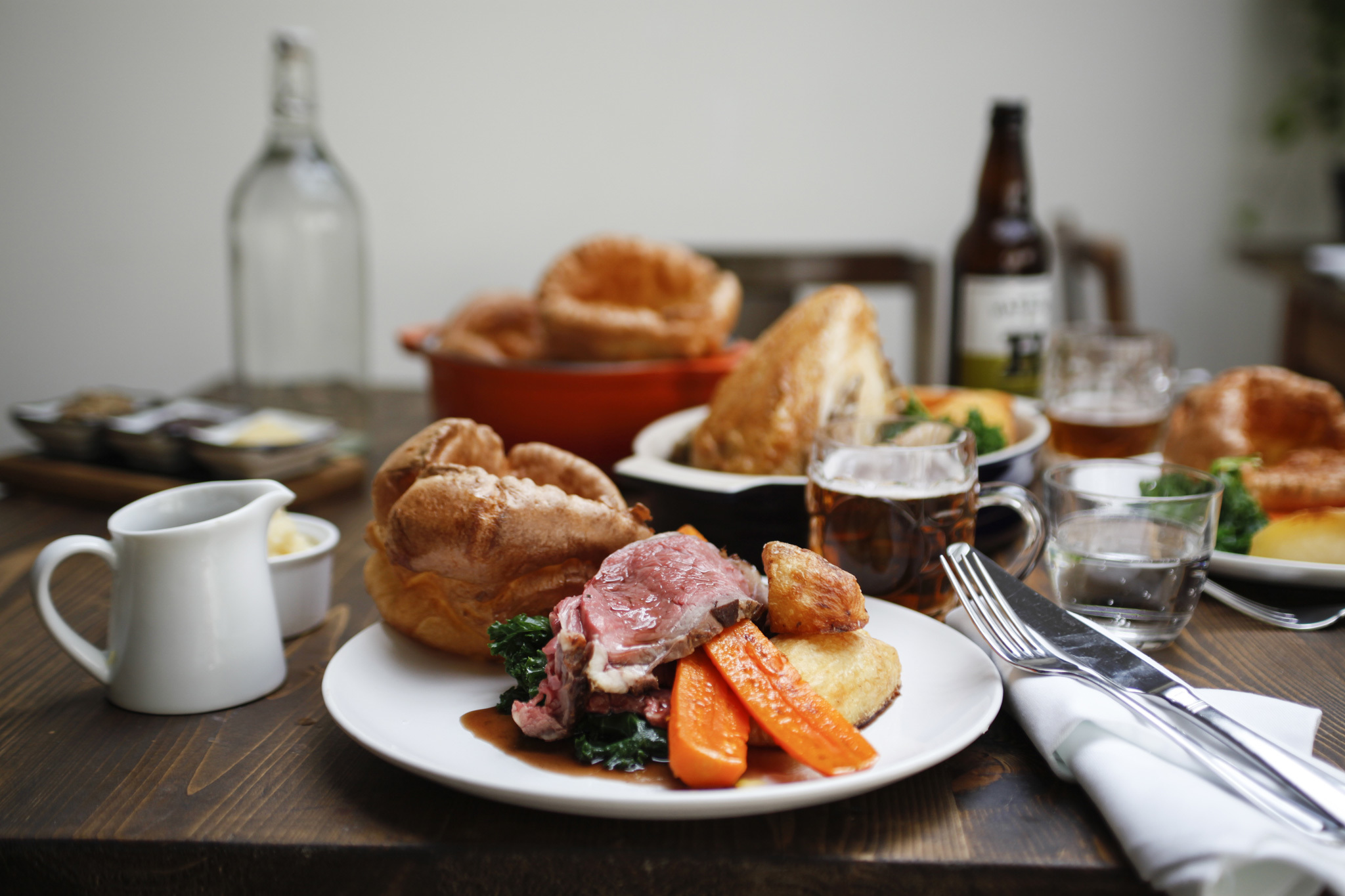 London's best Sunday lunches