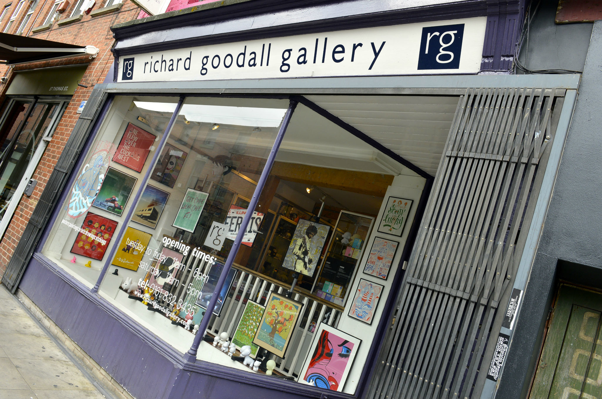 Richard Goodall Gallery