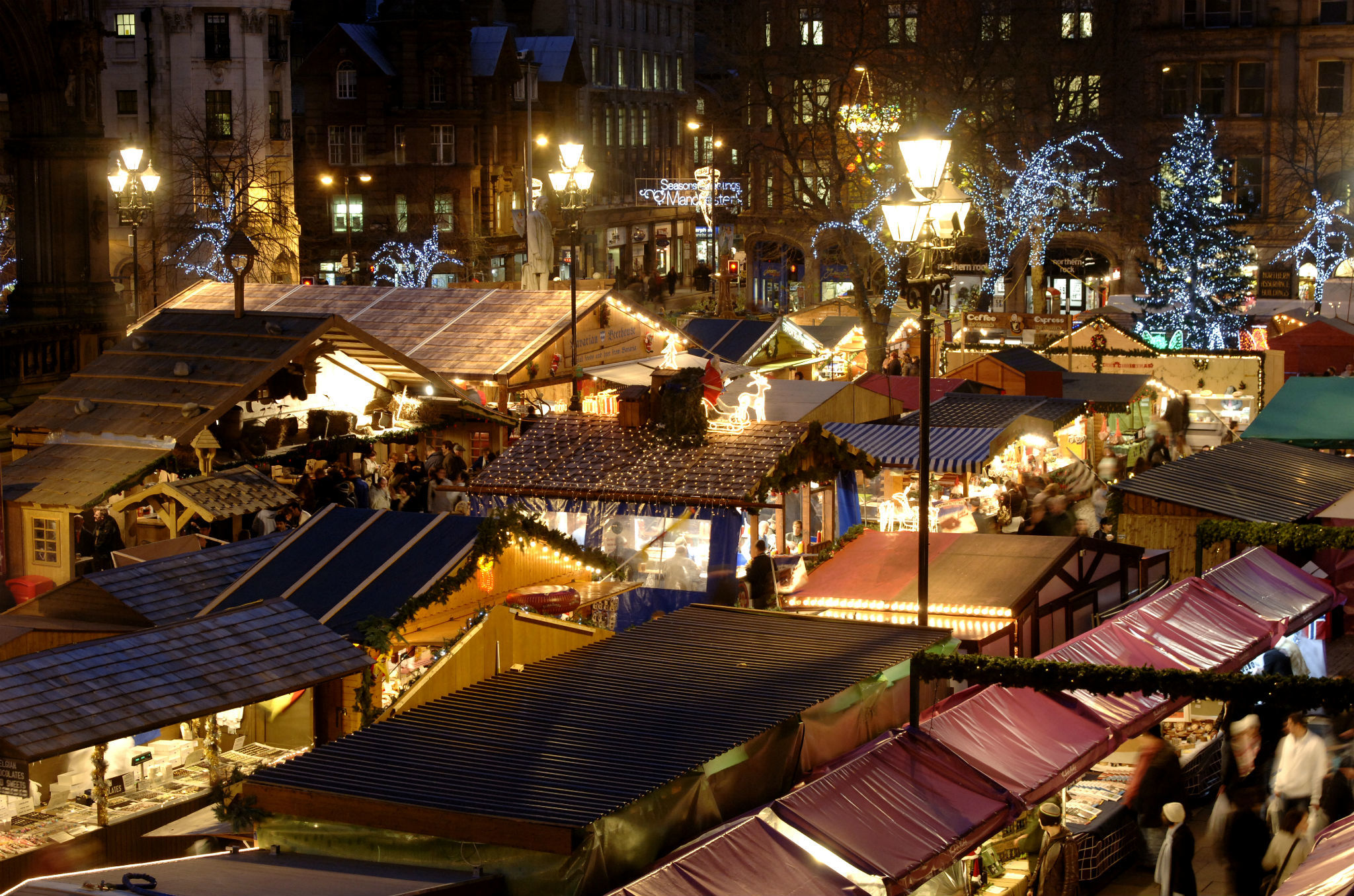 Manchester's winter events