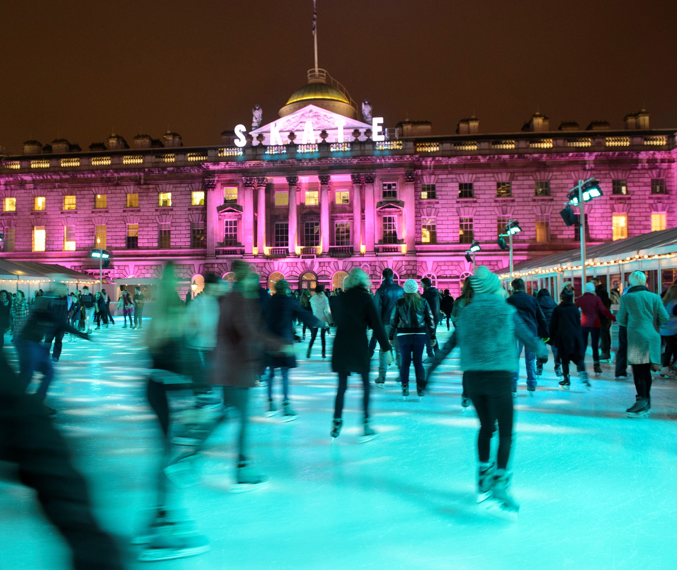 Skate at Somerset House: Club Nights