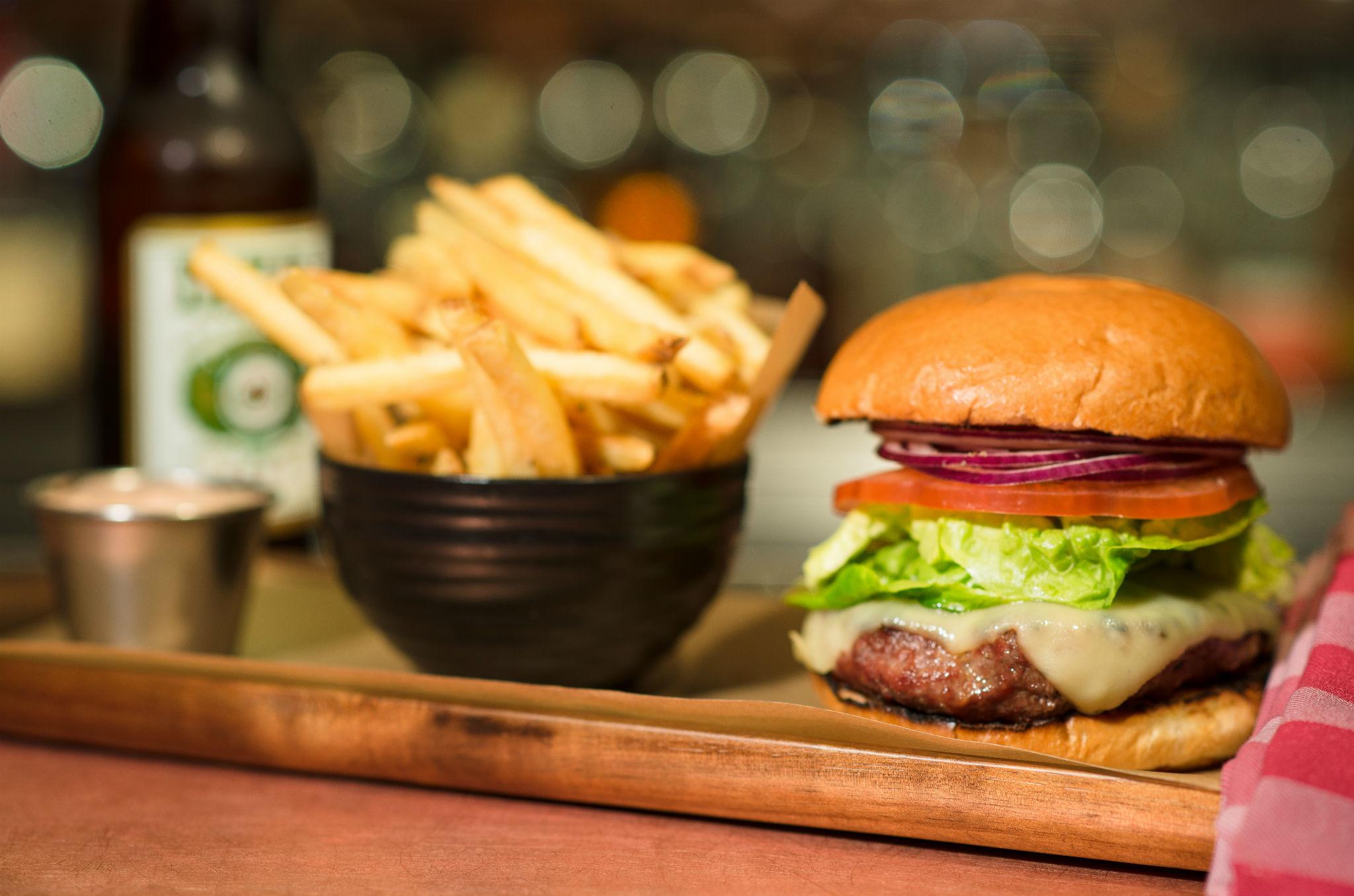 Manchester's best burgers