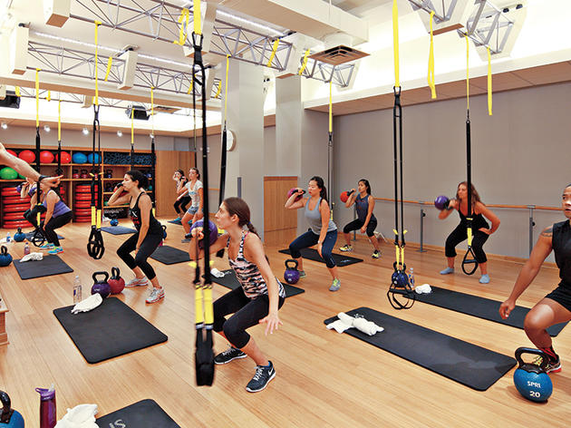 The best NYC fitness classes