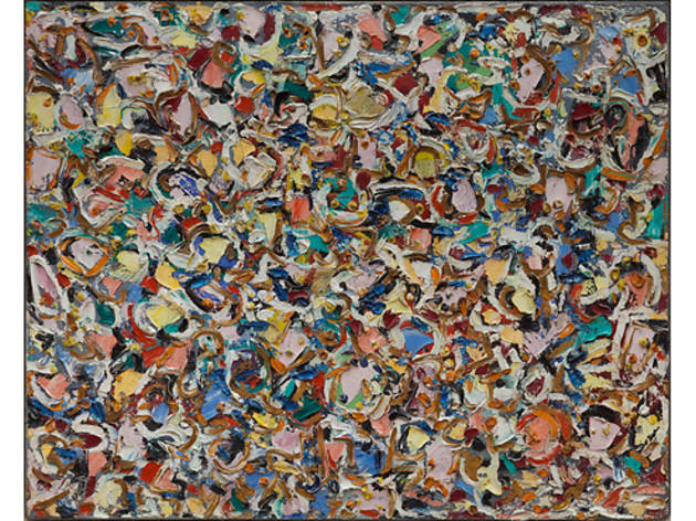(Roy J. Zuckerberg © 2014 The Pollock-Krasner Foundation / Artists Rights Society (ARS))