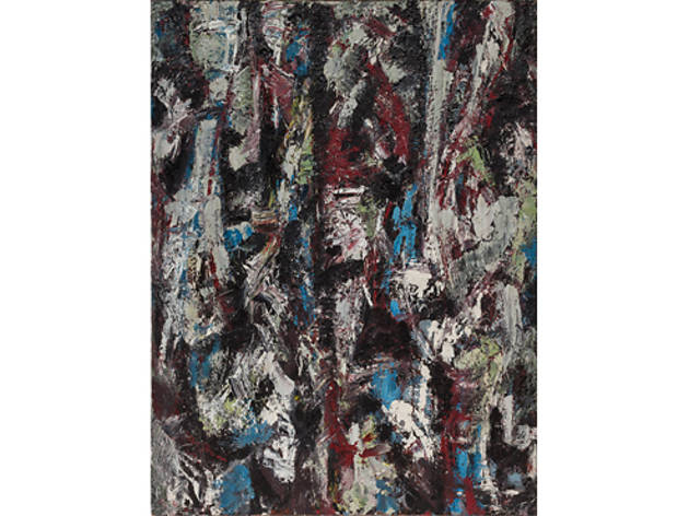 (Courtesy The Pollock-Krasner Foundation and Robert Miller Gallery)