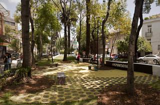 Parque Edith Sánchez Ramírez