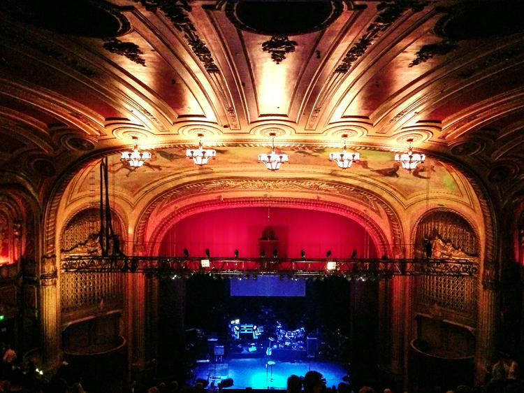 Where to see live music and concerts in San Francisco