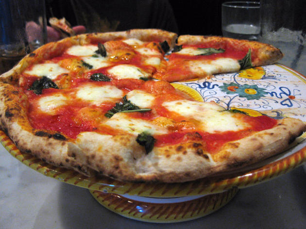 Try award-winning Neapolitan pizza