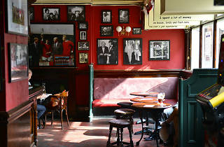 The Old Nag's Head, Manchester, Interior