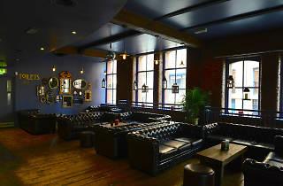 Sackville Lounge, Manchester, Interior