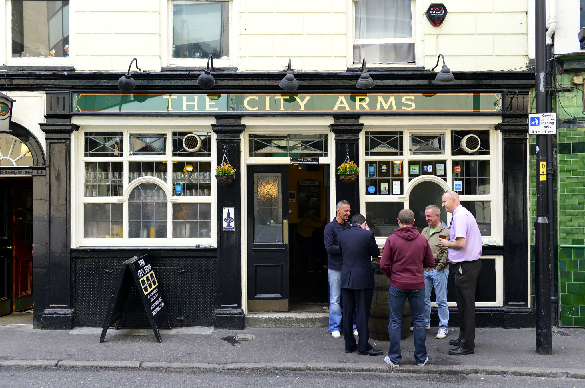 The City Arms, Manchester