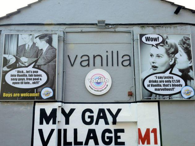 Vanilla, Manchester