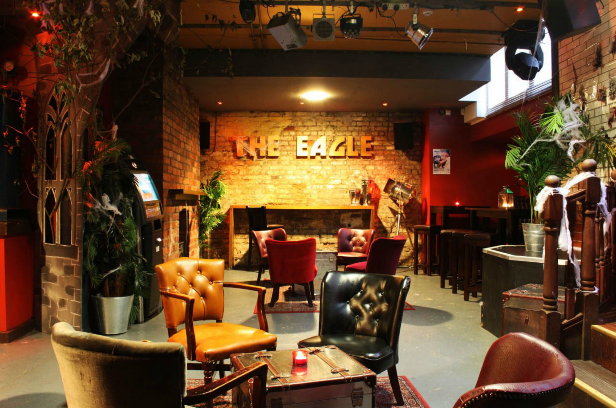 The Eagle, Manchester, Gay Village