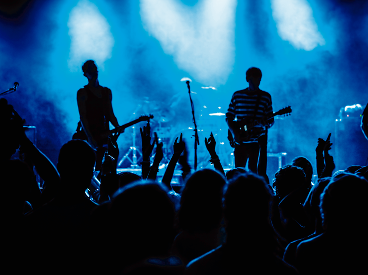 The best upcoming concerts in Madrid