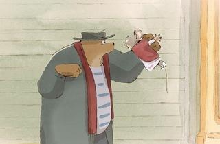 'Ernest et Célestine' (Film d'animation de Stéphane Aubier, Vincent Patar et Benjamin Renner (2012))