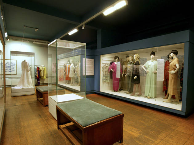 Gallery of Costume, Manchester, Display