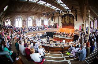 Albert Hall, Manchester, Round