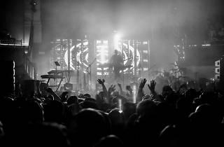 Albert Hall, Manchester, Live Gig