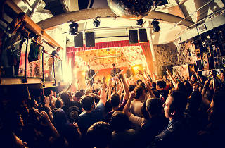 The Deaf Institute, Manchester, Crowd