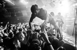 Gorilla, Manchester, Crowd