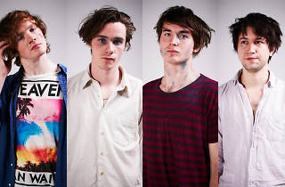 Palma Violets + Parquet Courts + The Orwells + Benjamin Booker