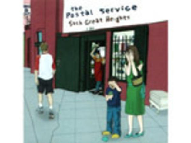 """""""Such Great Heights"""" by the Postal Service"""