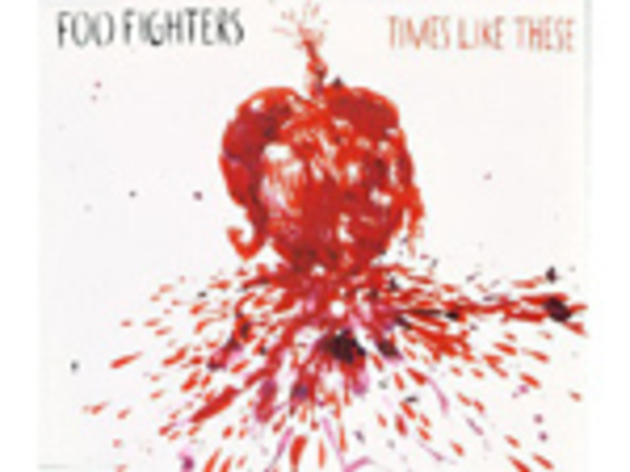 """""""Times Like These"""" by Foo Fighters"""
