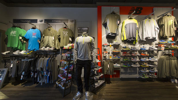 new balance factory outlet store locations