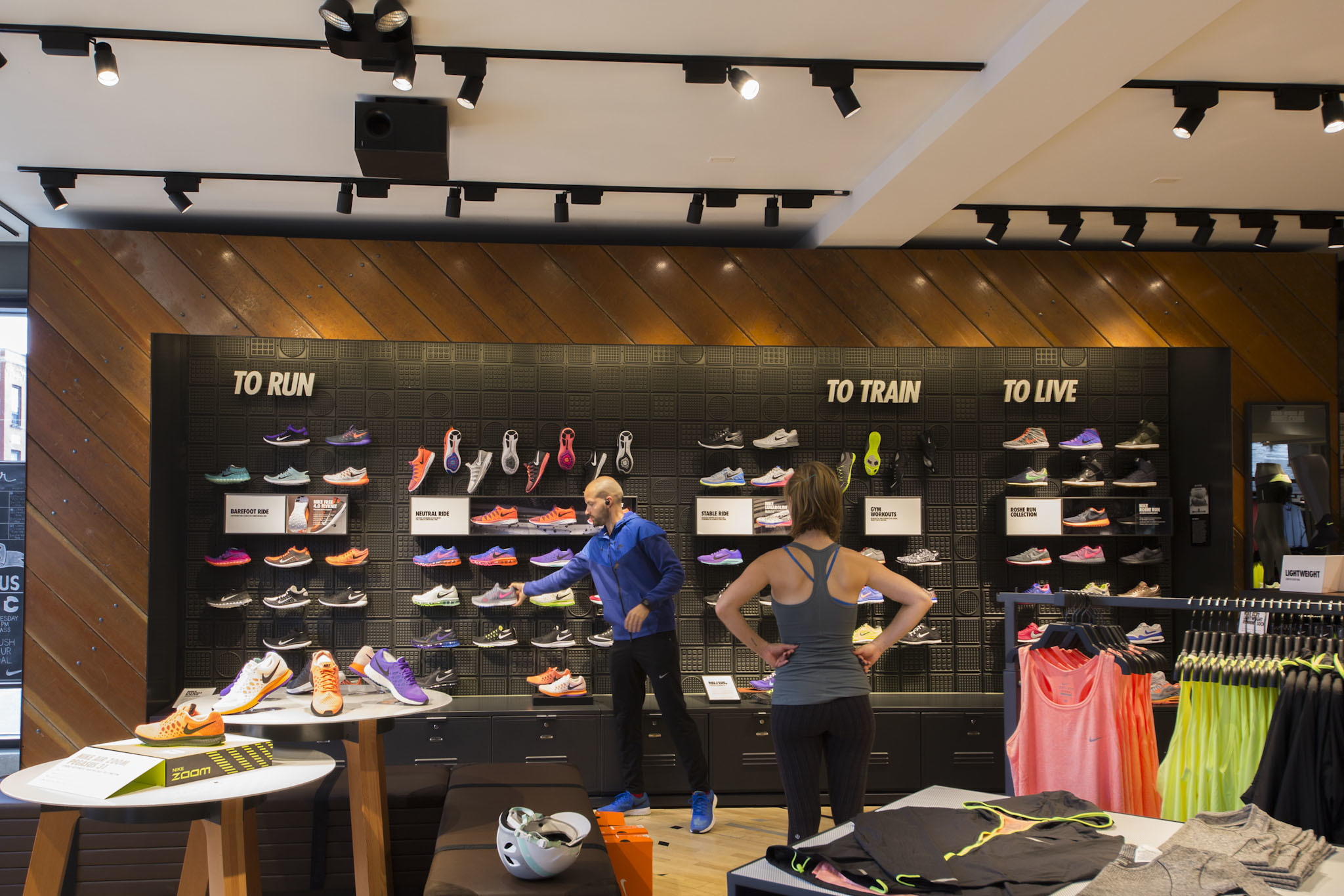 Nike Running Bucktown