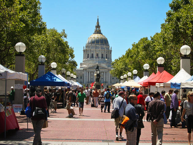 San Francisco farmers' market guide