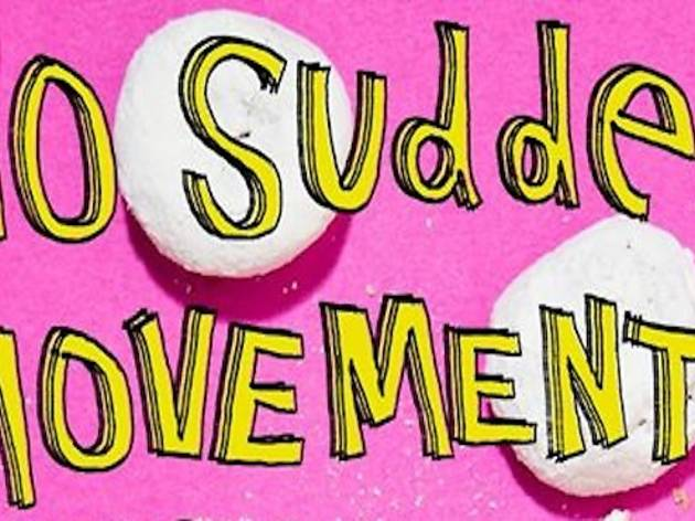 No Sudden Movements: A Comedy Benefit Show