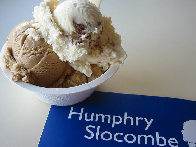 Complete Breakfast at Humphry Slocombe