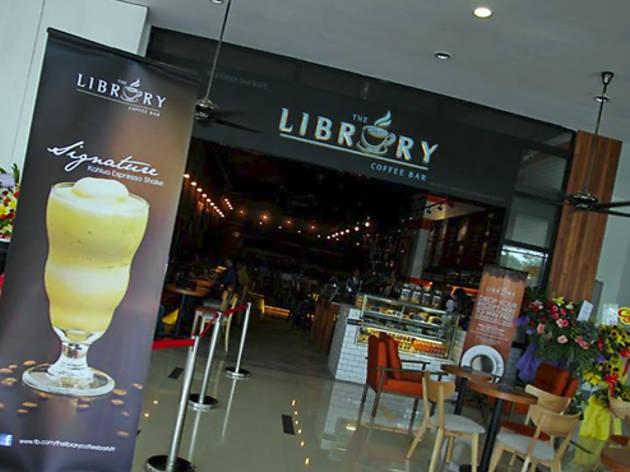 The Library Coffee Bar Bangsar South