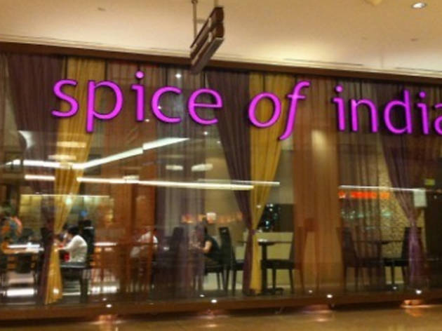 Spice Of India The Gardens