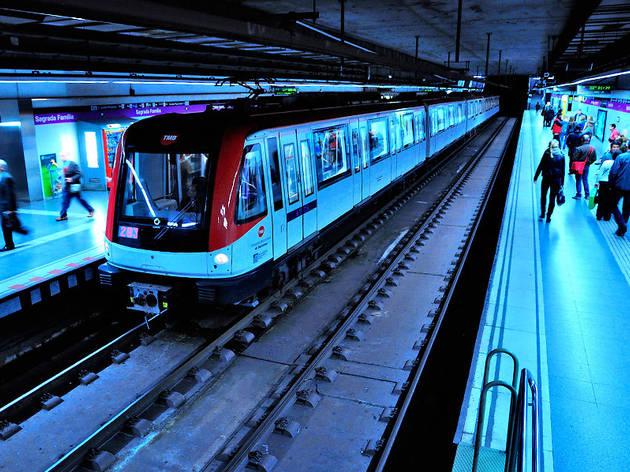 Transporte en San Juan: 43 horas ininterrumpidas de metro