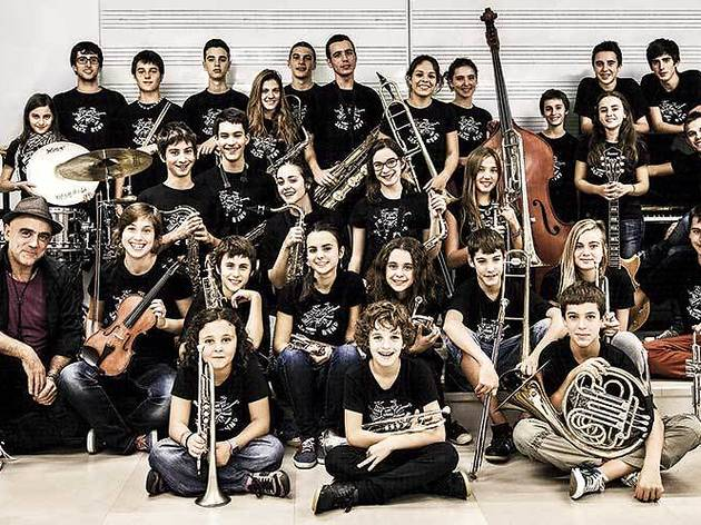 Jazzing 2014: Sant Andreu Jazz Band & friends