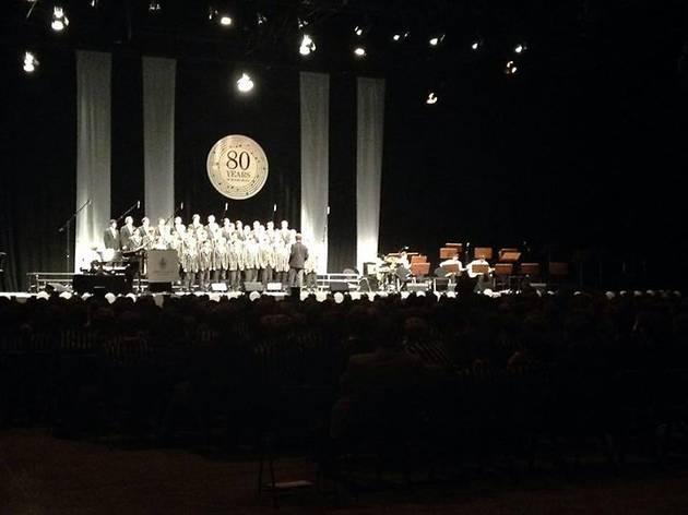 Christ's College Chapel Choir