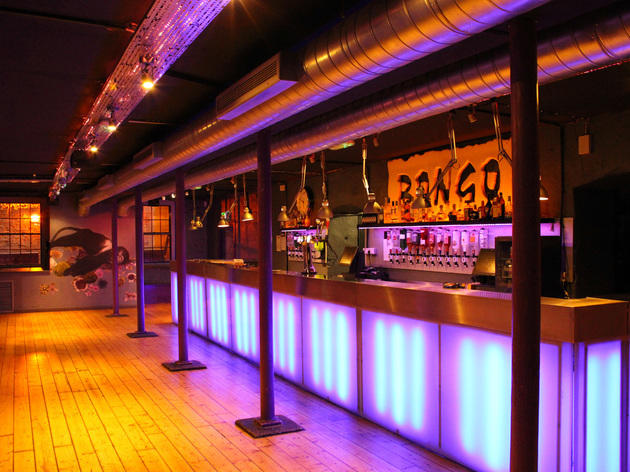 Bongo Club, Edinburgh