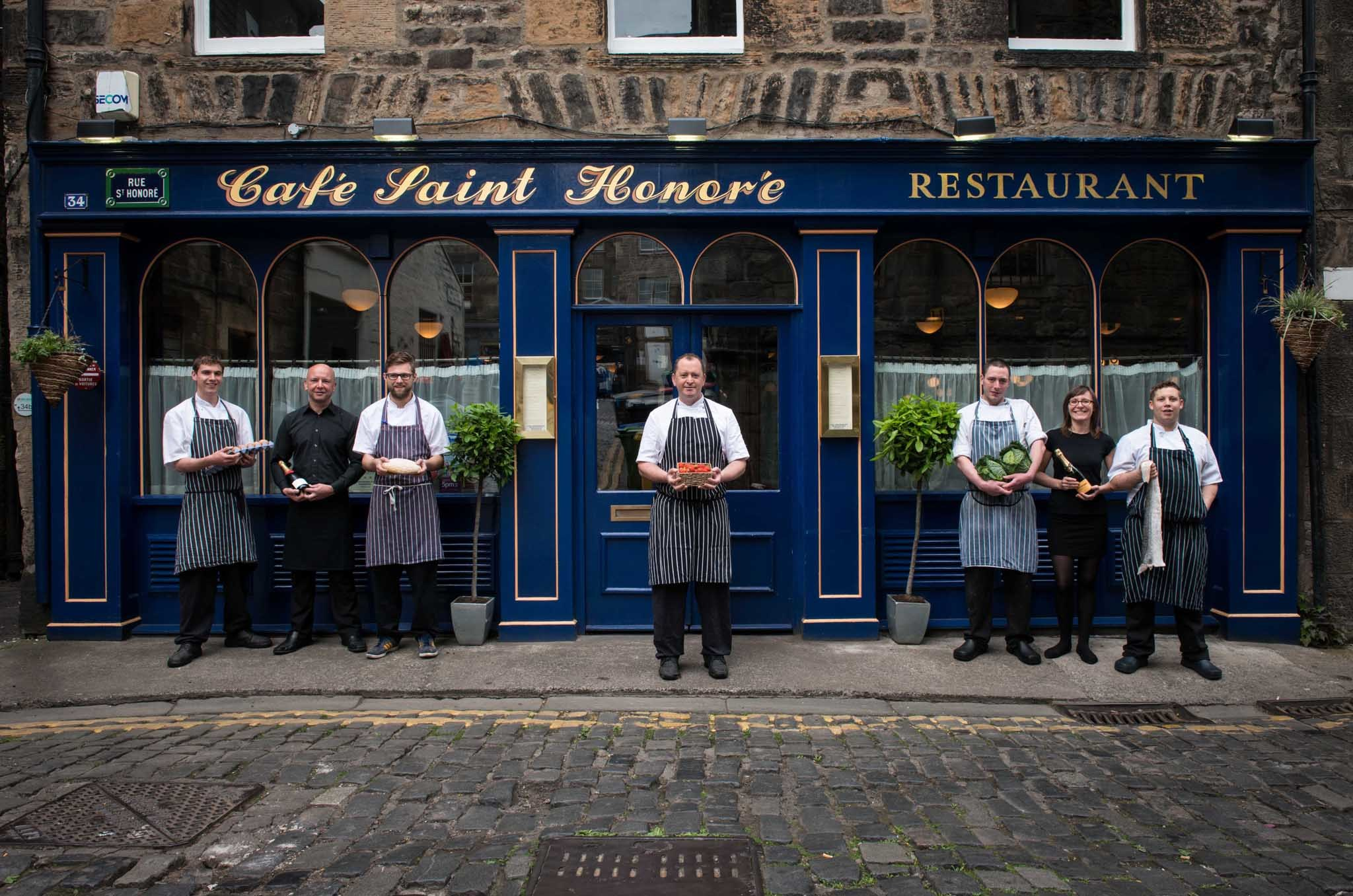 Best Family Restaurants Edinburgh